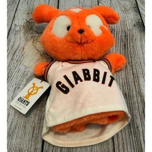 Giabbit Giants Collection Hand Puppet Japan NWT